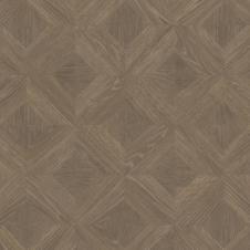 Ламинат влагостойкий Quick-Step IMPRESSIVE PATTERNS Дуб палаццо коричневый IPE4504, плитка