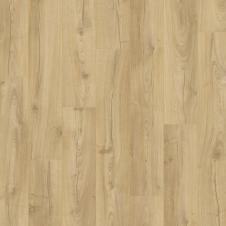 Ламинат влагостойкий Quick-Step IMPRESSIVE Дуб светлый натуральный  IM4664, однополосный