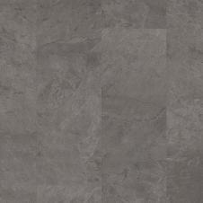 Виниловая плитка Quick-Step AMBIENT RIGID CLICK Сланец серый RAMCL40034