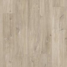 Виниловая плитка Quick-Step BALANCE CLICK ДУБ КАНЬОН СВЕТЛО-КОРИЧНЕВЫЙ ПИЛЕНЫЙ BACL40031, 1-о полосный
