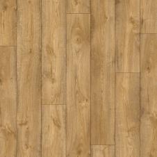 Виниловая плитка Quick-Step PUCL40094 PULSE CLICK ДУБ ТЕПЛЫЙ НАТУРАЛЬНЫЙ, кварцвиниловая плитка