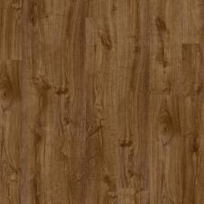 Виниловая плитка Quick-Step PUGP40090 PULSE CLICK ДУБ ОСЕННИЙ КОРИЧНЕВЫЙ, кварцвиниловая плитка