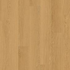 Виниловая плитка Quick-Step PULSE CLICK ДУБ ЧИСТЫЙ МЕДОВЫЙ PUCL40098, 1-о полосный