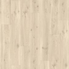 Виниловая плитка Quick-Step BACL40017 BALANCE CLICK СВЕТЛО-БЕЖЕВЫЙ ДУБ, 1-о полосный