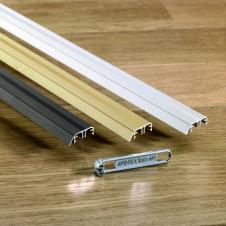 Профиль INCIZO металлический золотой 2700x11x47 мм QSINCPRGOLDME270