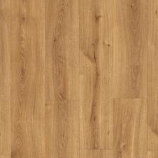 Ламинат водостойкий Quick-Step MAJESTIC ДУБ ПУСТЫННЫЙ ТЕПЛЫЙ НАТУРАЛЬНЫЙ MJ3551, 1-о полосный