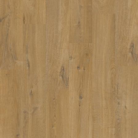 Виниловая плитка Quick-Step AVMP40203 Alpha Vinyl Medium Planks Дуб хлопковый бежевый натуральный, 1-о полосный