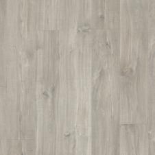 Виниловая плитка Quick-Step AVSP40030 Alpha Vinyl Small Planks Дуб каньон серый пилёный, 1-о полосный